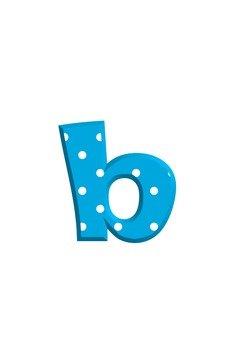 Alphabet (b)
