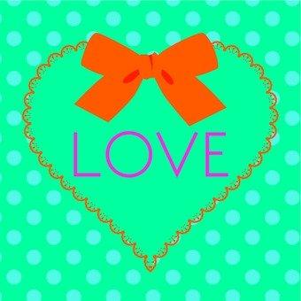 Love Ribbon 3