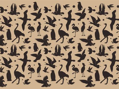 Animal pattern - birds