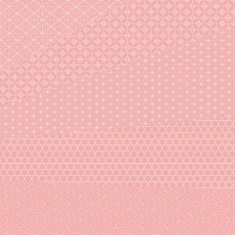 Japanese background material 04 / Pink