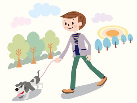 Stroll morning