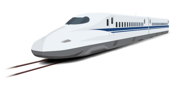 Shinkansen N 700 series