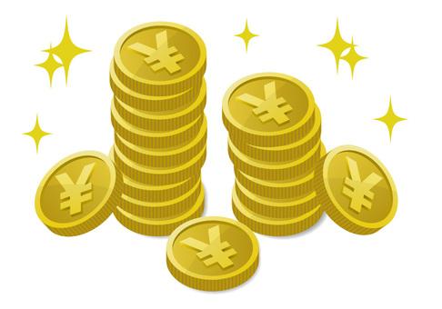 ¥ coin