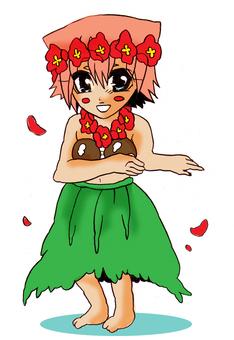 ■ Akari Hawaiian ■