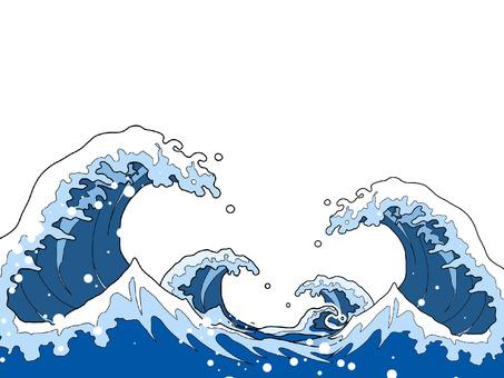 Sea of waves