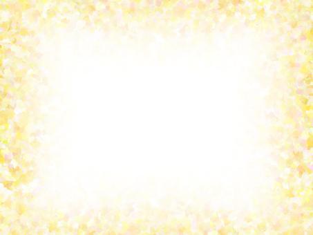 Glitter frame 2 (yellow)