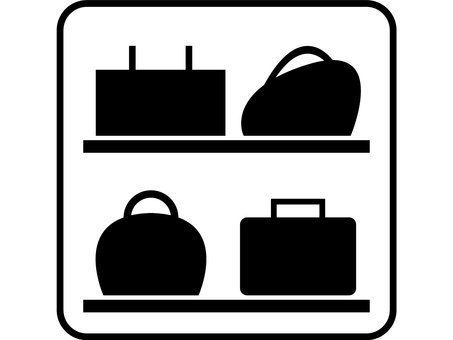 Baggage luggage room