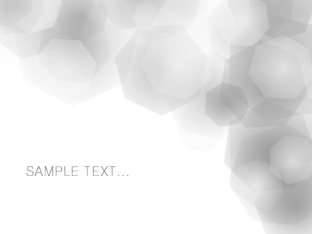 Crystal light white and white wallpaper (background material)