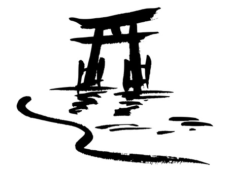 Miyajima Itsukushima shr