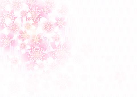 さくらの花&ぼかし3