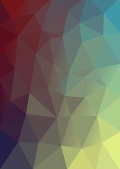 多邊形背景4顏色漸變