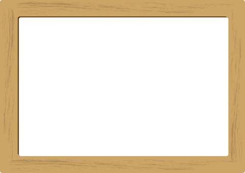 Frame, wood grain