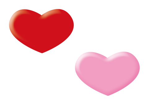 Momoko parts, heart