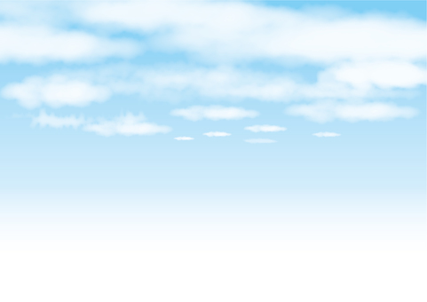 하늘 _ 푸른 하늘 _ 구름