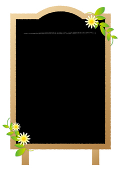 Menu board _ Black