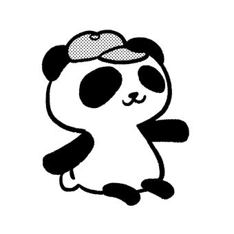 熊貓(單色)