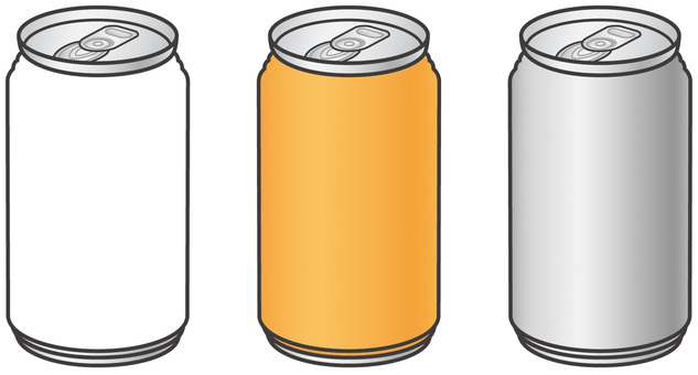 Base material for beverage cans (plain fabric)