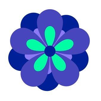 紫色的花2
