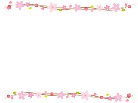 Cherry frame 1