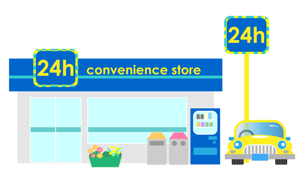 Convenience store (convenience store)