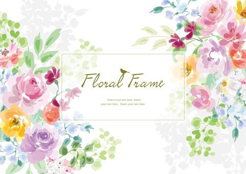 Floral frame 2020_2