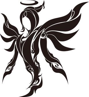 Angel tribal
