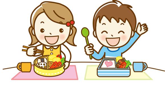 2 Child meals