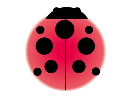 Ladybird material