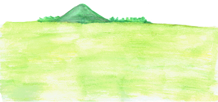 Mountain and steppe