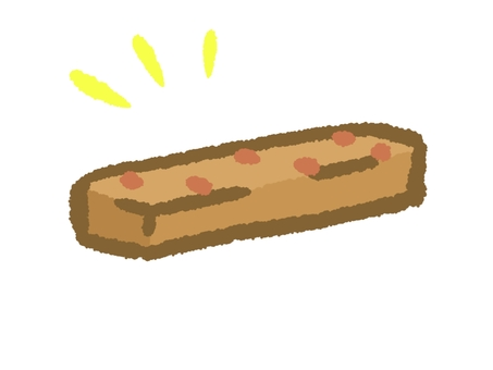 스틱 케이크