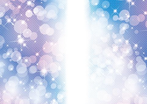 Blue Glitter 47