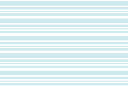 Random and refreshing light blue stripes