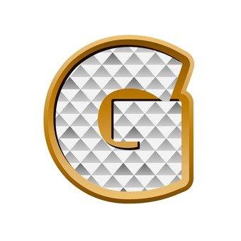 G (upper case)