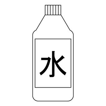 Disaster / disaster prevention (PET bottle)