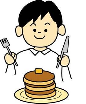 Pancake ♪