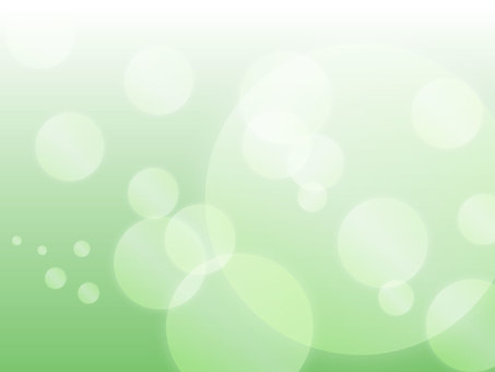 Background material 1 (green & circle)