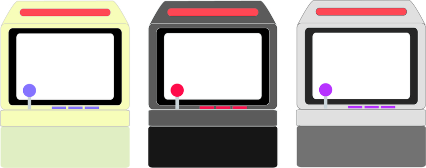 Games, arcade table
