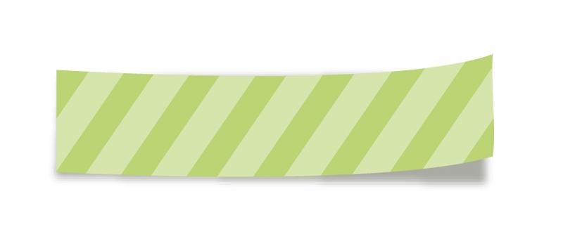 Masking tape <Green>