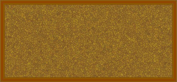 Cork board (horizontal)