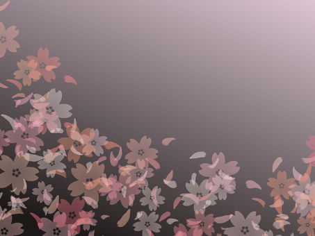 Sakura background