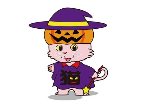 Cat's Halloween