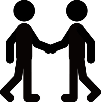 Handshake, friendly, cooperation