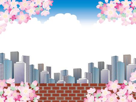 Brick (8) Spring building town