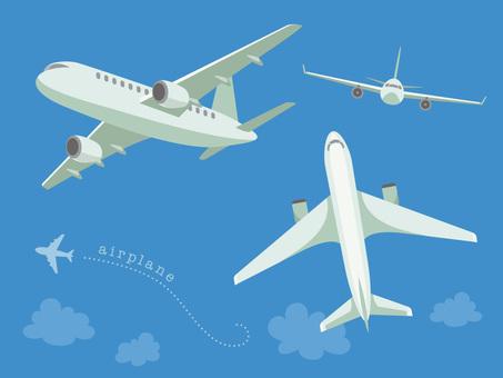 Various flights