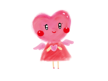A big favorite heart