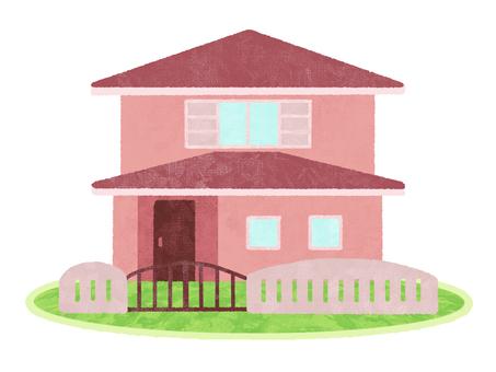Housing / Pink