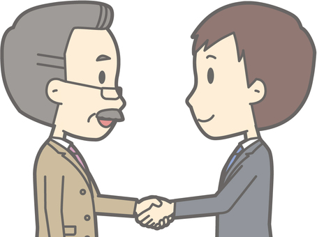 Handshake - 04 - Bust