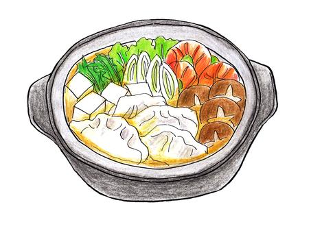 Dumpling pot