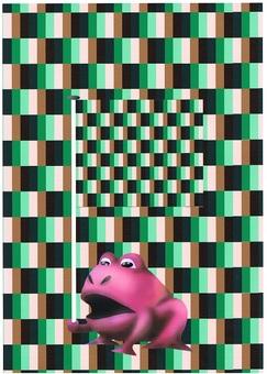 Hilarious Frog 6