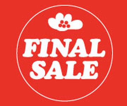 Sale's POP advertisement FINALSALE